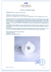 Obrázek z Respirátor FFP2 s certifikáty