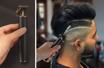 Obrázek z Profesionální zastřihovač vlasů a vousů - Hair Trimmer