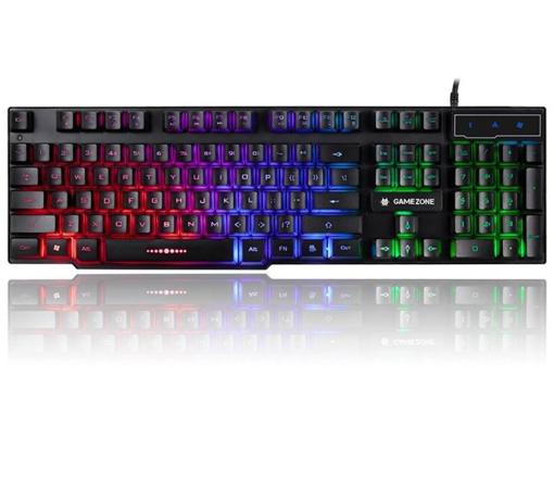 Obrázek z Herní klávesnice s podsvícením