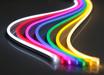 Obrázek z Neon LED pásek venkovní 12 V 5 m se zdrojem