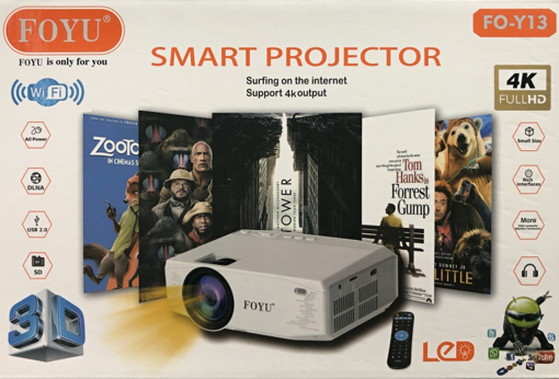 Obrázek z Smart projektor FO-Y13