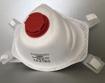 Obrázek z Respirátor FFP3 NR prémiový s ventilem a certifikací