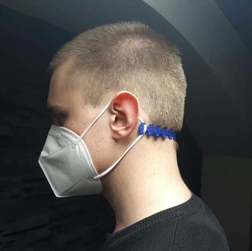 Obrázek z Páska na natahování respirátoru