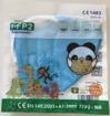 Obrázek z Dětský respirátor FFP2