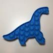 Obrázek z Pop it antistresová hračka - dinosaurus