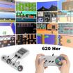 Obrázek z Retro herné konzoly + 2 ovládače - 620 hier