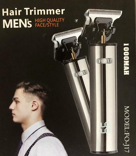 Obrázek z Profesionální zastřihovač vlasů a vousů s digitálním displejem - Hair Trimmer Men