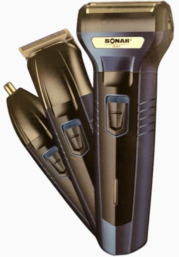 Obrázek z Elektrický zastřihovač vlasů a vousů Sonar - SN-6020