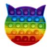 Obrázek z Pop it antistresová hra - kočka
