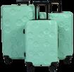 Obrázek z Skořepinový cestovní kufr na 4 kolečkách - M47