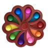 Obrázek z Pop It antistresová hračka fidget spinner velký