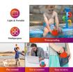 Obrázek z Pop It Rainbow JUMBO - antistresová hračka čtverec