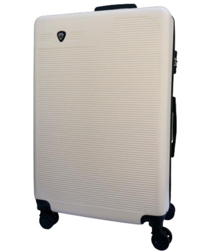 Obrázek z Skořepinový cestovní kufr na 4 kolečkách - L46