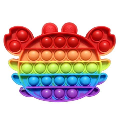 Obrázek z Pop it antistresová hra - mickey mouse