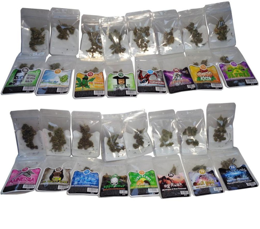 Obrázek z CBD Cannabis 2g v sáčku