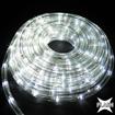 Obrázek z Světelný LED kabel 10 m trubice venkovní s flash efektem