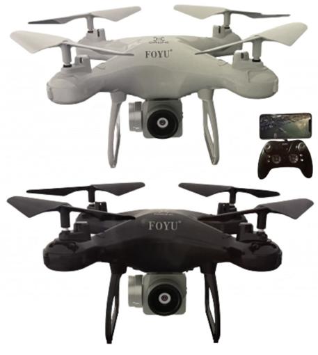 Obrázek z Smart Dron s Wifi a Kamerou 6-AXIS, FO-F706