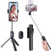 Obrázek z Bezdrátová Bluetooth Selfie tyč otočná o 360°