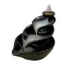 Obrázek z Keramický stojánek na Indické františky s efektem tekoucího dýmu - Vodopád listy