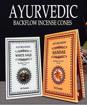 Obrázek z Indické vonné františky Ayurvedic, tekoucí dým 10 ks