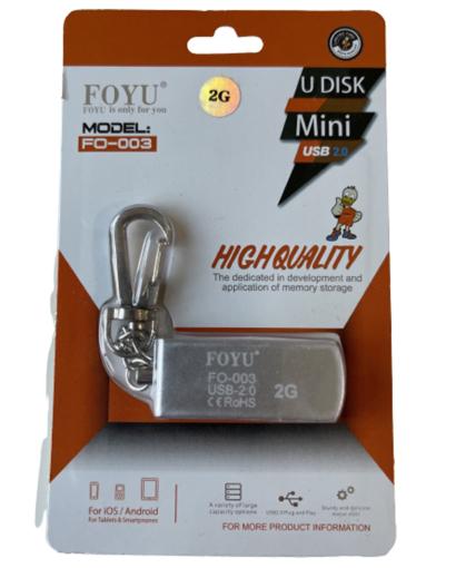 Obrázek z USB flash disk na klíče 2GB
