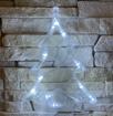 Obrázek z Vánoční LED dekorace s přísavkou - stromeček