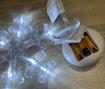 Obrázek z Vánoční LED dekorace s přísavkou - zvoneček