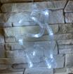 Obrázek z Vánoční LED dekorace s přísavkou - sob