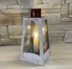 Obrázek z Vánoční LED  lucerna velká 27x10 cm
