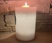 Obrázek z Kouzelný LED vánoční stojánek na svíčku