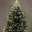 Obrázek z Venkovní nano závěs  400led na 180-200cm strom