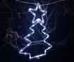 Obrázek z Venkovní nano dekorace na baterie s časovačem - strom
